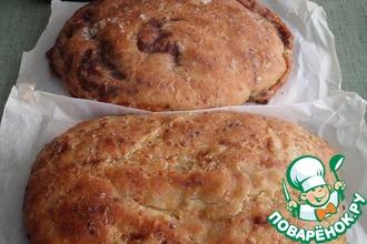 Чечевично-гречневые пироги