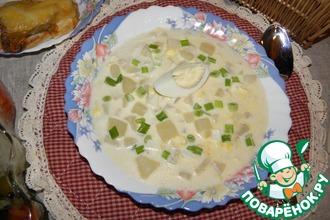 """Картофельный суп """"Палочка-выручалочка"""""""