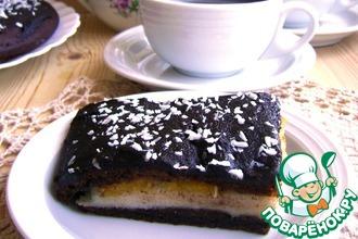 Постный тортик «Чунга-Чанга»