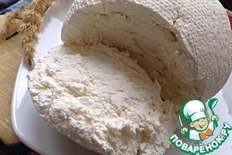 Крем-сыр из сметаны и молока