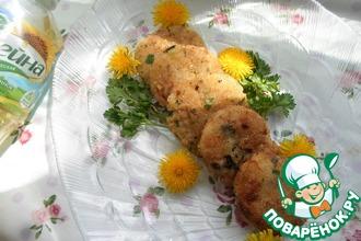 Картофельно-рисовые котлеты