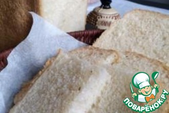 Хлеб с тмином на нутовом отваре