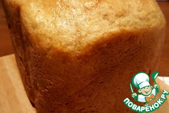 Кабачковый цельнозерновой хлеб