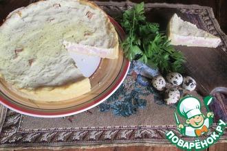 Саксонский пирог
