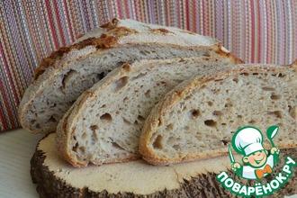 Хлеб гречнево-пшеничный