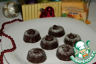Десертные конфеты «Новогодний сюрприз»
