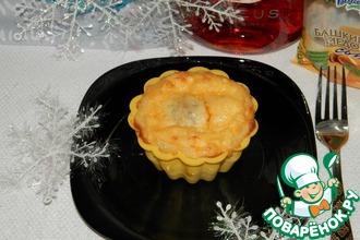 Горячая закуска «Новогоднее чудо»