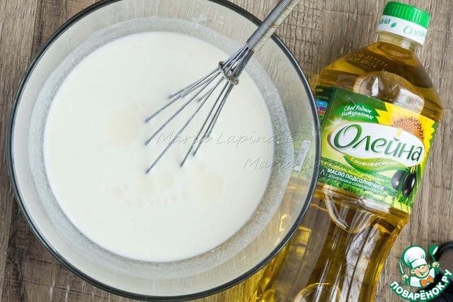 Добавить 1 ст. л. растительного масла