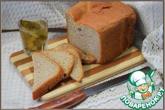 Ржаной хлеб на огуречном рассоле