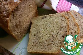 Картофельный хлеб на пиве