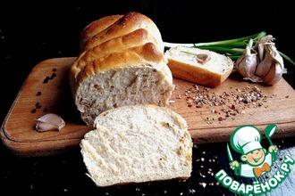 """Домашний хлеб """"Пикантный"""""""