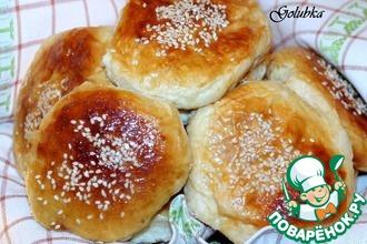 Молдавские булочки