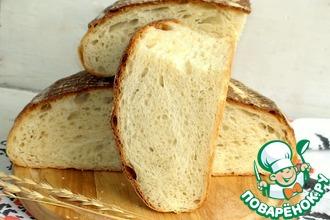 Пшенично-творожный хлеб