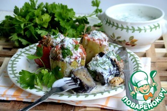 Фаршированные овощи от Татьяны Тарасовой