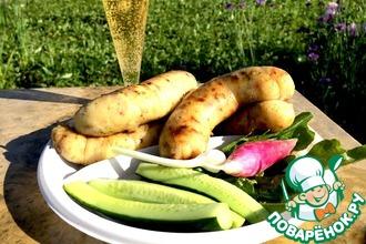 Картофельные колбаски-гриль