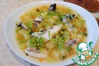 Суп из ледяной рыбы