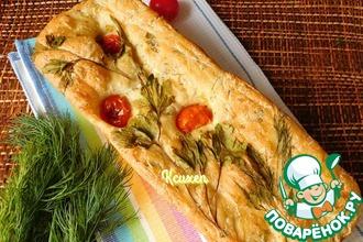 Хлеб по мотивам Табуле