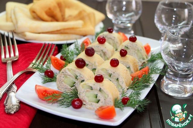 Приятного аппетита Вам и Вашим близким!