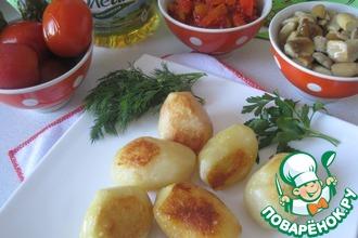 Картофель из печки