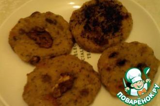 Рисовое низкокалорийное печенье