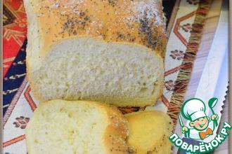 Пшеничный хлеб по-узбекски