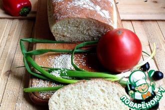 """Белый хлеб """"Манный"""" с кунжутом"""