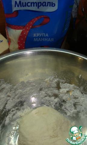 Тесто готово