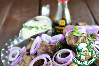 Маринад для говядины и соус