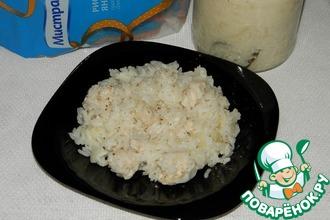 Каша рисовая «Студенческая» на зиму