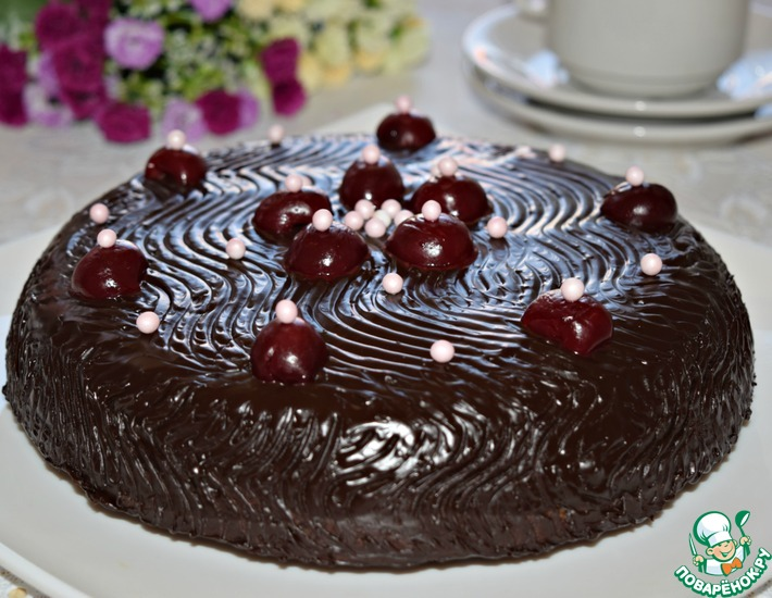 """Шоколадный пирог """"Натали"""""""
