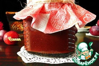 Сливовый джем-десерт