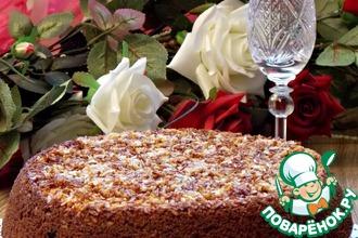Ананасовый торт-перевертыш