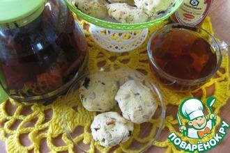 Кукурузное печенье постное