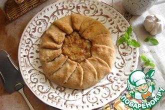 Пшенично-ржаная галета с картофелем