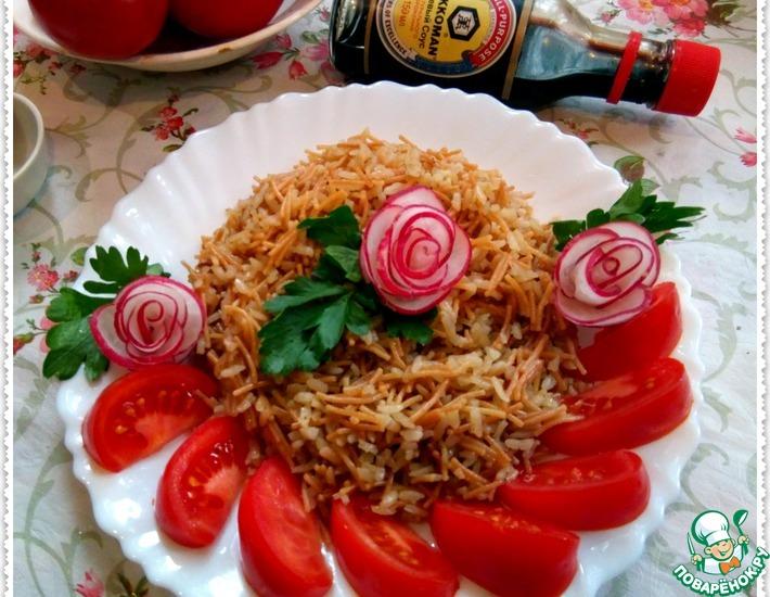 Ароматный жареный рис