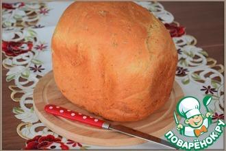 Хлеб с розмарином по-итальянски