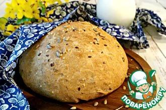 """Пшенично-ржаной хлеб """"Зерновой"""""""