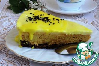 Торт «Манговый парадиз»