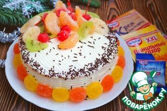 "Торт ""Полина"""
