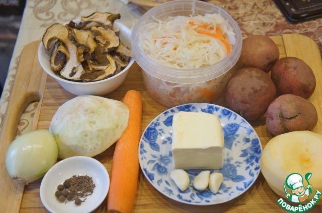 Пока варится бульон подготовить продукты.    Овощи тщательно вымыть и очистить.