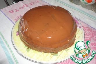 """Торт """"Шоколадный чародей"""""""