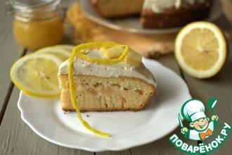 Медовый пирог с медовым кремом