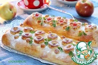 Ролл-пирог с начинкой