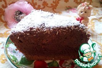 """Шоколадный торт """"Наш любимый"""""""