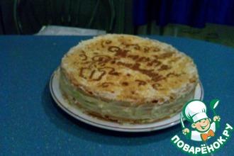 """Торт """"Нежный"""""""