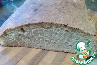 Хлеб без кислинки