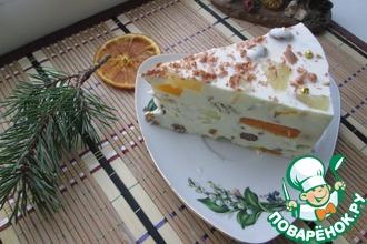"""Творожный торт """"Волшебный"""""""
