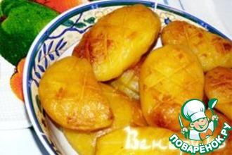 """Запеченный картофель """"Отмороженный"""""""
