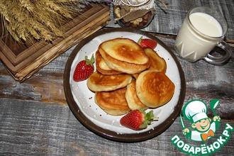 """Оладьи """"Отличный завтрак!"""""""