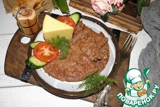Ореховый омлет